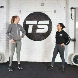 New York personal trainer at TS Fitness